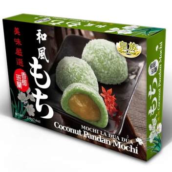 Mochi Royal Family - kokos i pandan 210 g