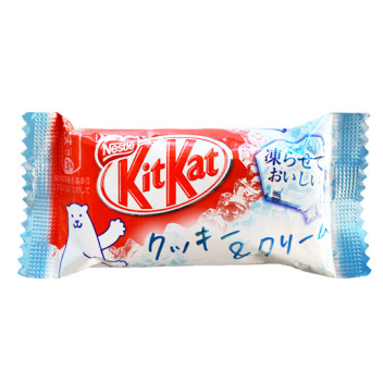 Kit Kat Cookies & Cream 1 szt.