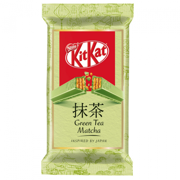 Batonik Kit Kat Green Tea Matcha Nestle 1 szt.
